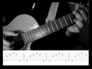 Hallelujah - Jeff Buckley - Easy Fingerstyle/Arpeggio guitar with TAB