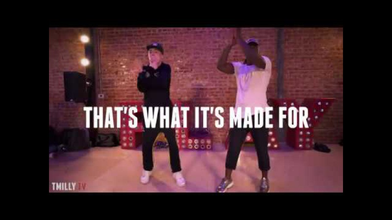 @USHER - That's What it's Made For - @Willdabeast__ choreography - Tmilly Tv
