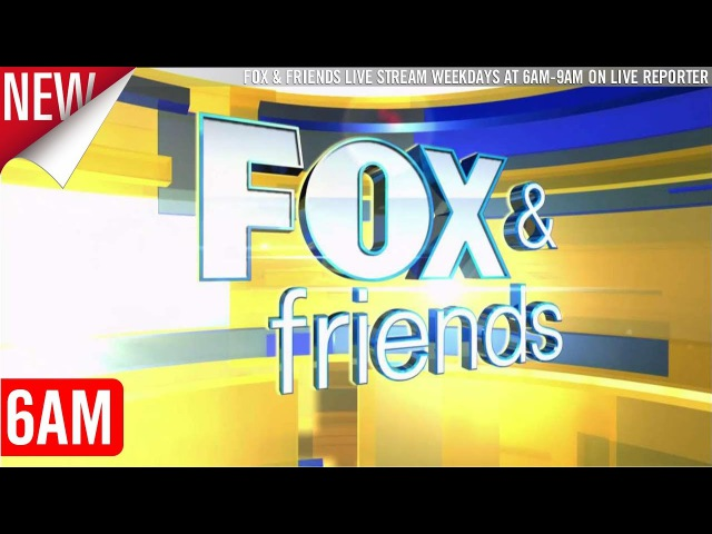 Fox Friends 10/10/17 | 6AM | Fox News Today October 10, 2017