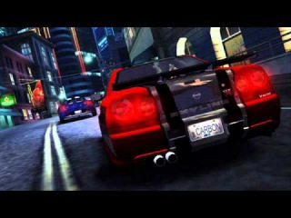 Need For Speed Carbon - Ladytron - Fighting in Built Up Areas (Bushido's Theme)