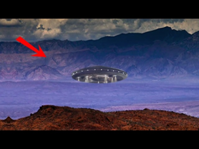 ULTERIOR UFO ALIEN SPACECRAFT FOOTAGE GOT JUST RELEASED 20th February 2018