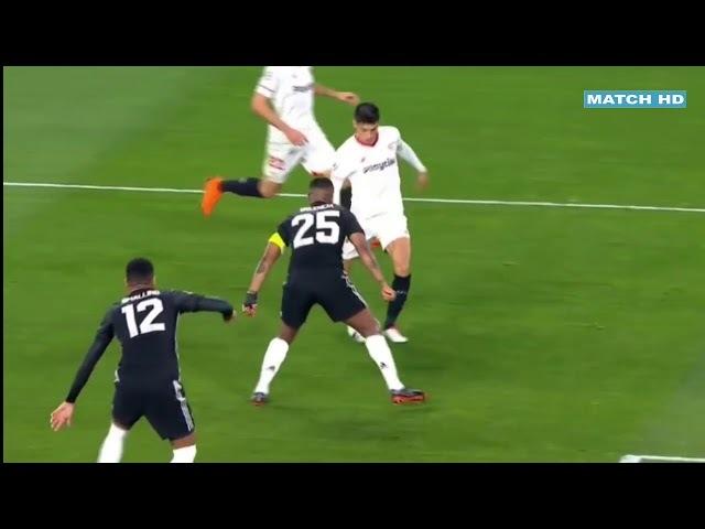 SEVILLA VS MANCHESTER UNITED 0 0 RESUMEN HIGHTLIGHTS UCL 2018 CHAMPIONS LEAGUE 21 02 2018 HD