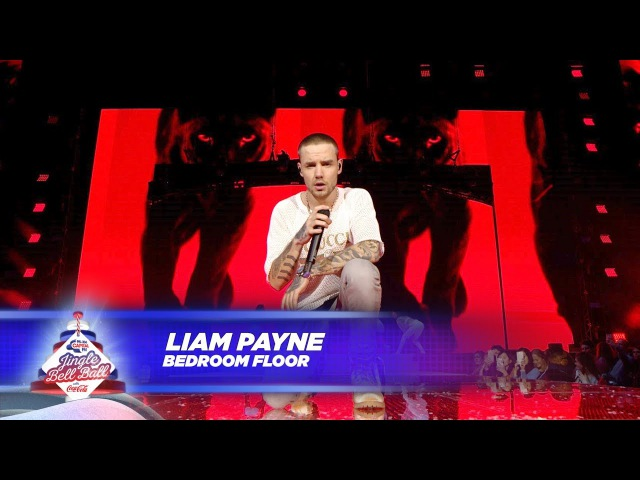 Liam Payne - 'Bedroom Floor' - (Live At Capital's Jingle Bell Ball 2017)