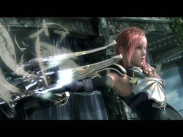 Final Fantasy XIII-2 – The Movie / All Cutscenes 【1080p HD】