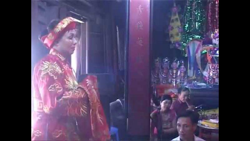 Hồng Ngát hầu 36 giá tại đền Độc Cước thành phố Sầm Sơn (P2)