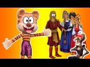 КАК ИВАН ЦАРЕВИЧ КИНУЛ КАЩЕЯ И ПОЧЕМУ ОТ НЕГО СБЕЖАЛА ЖЕНА игрушки для детей тиш ...