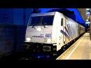 Urlaubs-Express Autoreisezug DPF 79154 (Hamburg ► Villach) in Salzburg