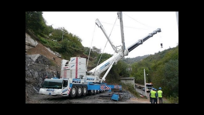 Accidentes de Gruas (Crane Accidents) FINES PREVENTIVOS