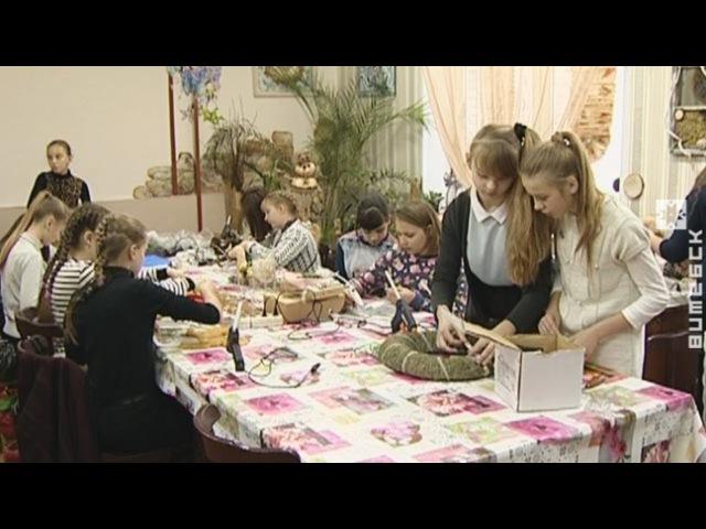 Лёд Кветкі Фантазія Адкрыўся абласны конкурс юных фларыстаў 23 11 2017