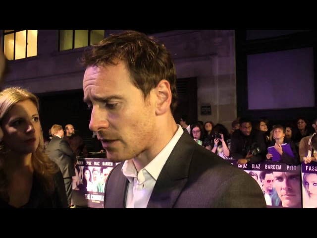 Michael Fassbender Interview - The Counsellor Premiere