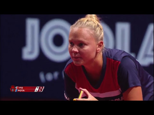 Ito Mima vs Pota Georgina (Czech Open 2017) WS 14 Full Match