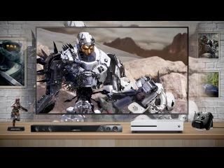 Xbox One X Project Scorpio Edition, анонс Recore: Definitive Edition, новые игры в Xbox Game Pass