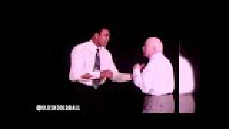Muhammad Ali Cus D'Amato Showing Boxing Skills - Real Talk