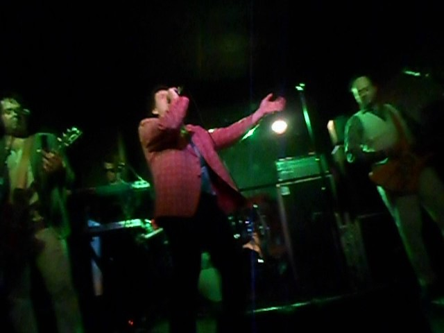 Electric Six - The Wild Son Of The Stratosphere - Toledo 130717