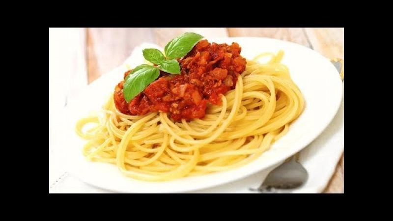 Итальянский Ресторан Брависсимо I Спагетти карбонара I