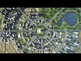 Quarter City Cities Skylines Easy Layout in 2 Hours (Timelapse Build)