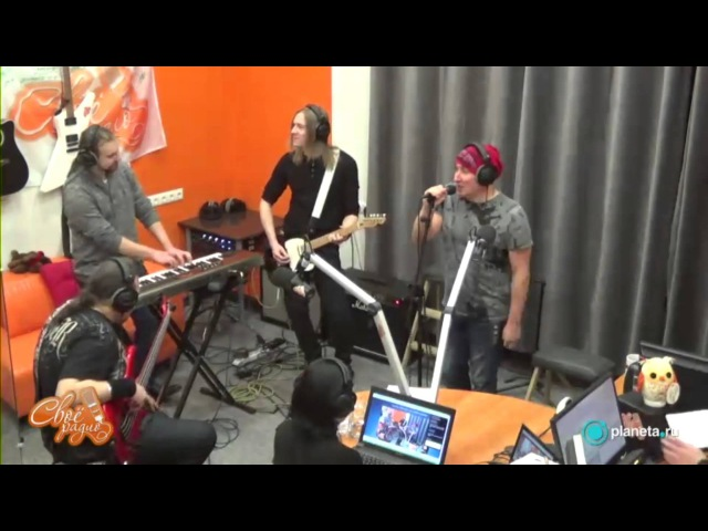 Группа «Легион» в программе «Живые» на «Своём Радио» (21.01.2016)