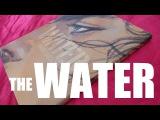 ARTBOOK  THE WATER -TAKEHIKO INOUE (VAGABOND)