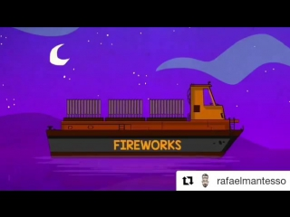 Stop the fireworks!