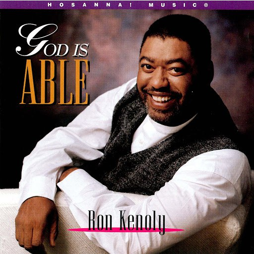 Ron Kenoly альбом God Is Able [Trax]