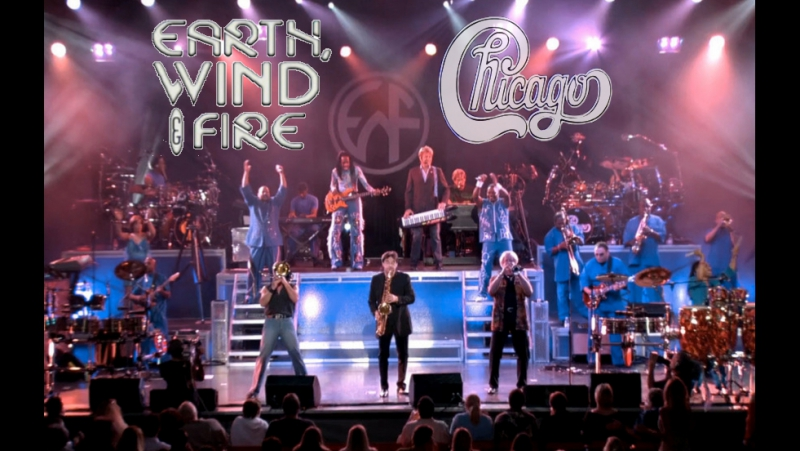 Chicago with Earth, Wind Fire (live ''04 at the Greek Theatre)