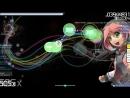Супер Сложная карта в Osu! играет человек