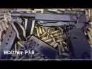 Пистолеты WALTHER P38 9*19 luger