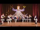Танец: Барыня - Танцевальная группа Непосед. Руководитель Юлия Чичина