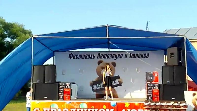 Анастасия Базанова - PSS BASS FEST 2017