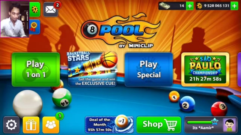 8 Ball Pool - AUTOWIN HACKER GIRL STOLE MY COINS [Pool Fanatic Cue Match]