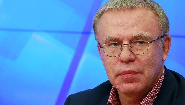 Вячеслав Фетисов прокомментировал победу сборной России по хоккею над командой США