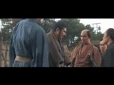 Огонь в глазах самурая / Затоiчи вызвали на дуэль / Затоiчи: фильм 17 (реж. Кэндзи Мисуми, Япония, 1967 г.)