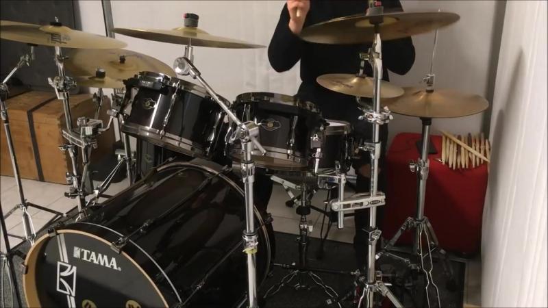 Bloodline - The Fallen World (Official Drum Play Through by Daniel Igl)