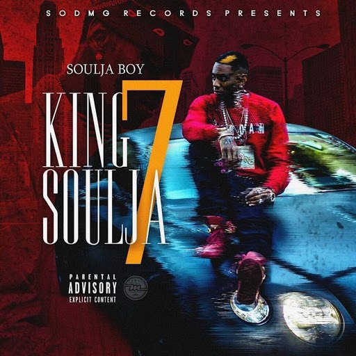 Soulja Boy альбом King Soulja 7