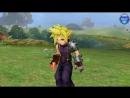 Геймплейный трейлер Dissidia Final Fantasy: Opera Omnia