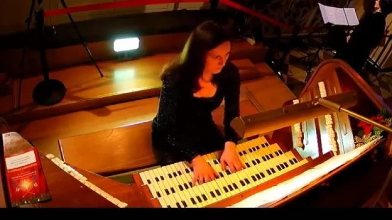 729 J. S. Bach - Miscellaneous chorale preludes In dulci jubilo, BWV 729 - Anna Suslova