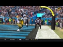Olsens Sick One-Handed Catch  Byrd Scores TD by a Cheek! _ Cant-Miss Play _ NFL Wk 15