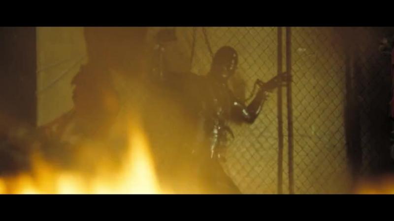 Судный день Doomsday (2008) HD 720p