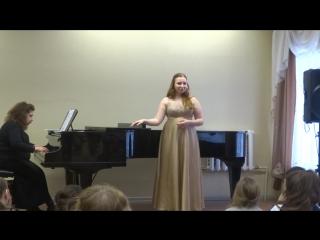Дарья Максимова - Алябьев - Соловей