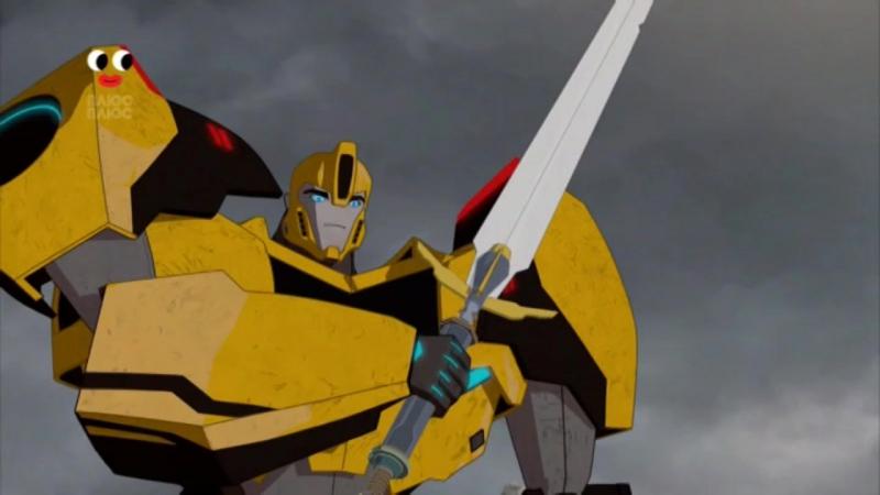 «Трансформери: Роботи під прикриттям Сила об'єднання» 3 сезон 12 серія.