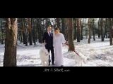 тізер Віка + Діма. Зимове весілля