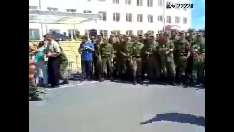 В/Ч 22220 Рота ЗГТ 20.07.2017