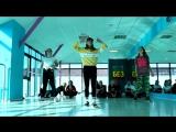 Рибитва Саша и Дебель Злата, Лиза Грошева  | CHOREO BOX в школе танцев «Без правил»