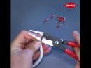Электромонтажные клещи 200 mm Knipex 1381200