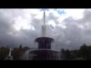 Каскадный фонтан в Петергофе