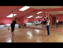 Хортон-танец Оксана и Саша