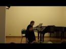 Д.Кривицкий - Барокко-соната для домры соло