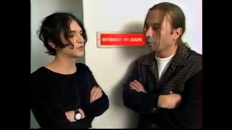 1998 interview french tv
