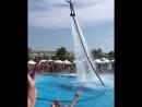 Dream World Aqua шоу в бассейне