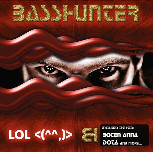 Basshunter альбом LOL (International version)